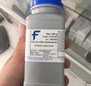 Iron(II) sulfate heptahydrate, Puriss. p.a., ACS Reagent, Reag. ISO, Reag. Ph. Eur., 99.0-103.4% (manganometric), Honeywell Fluka™